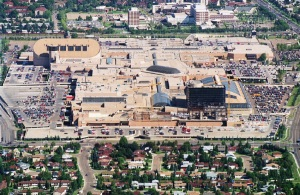 West Edmonton Mall from Sky ( sorry not my pic)